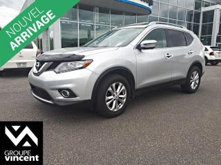 Used 2016 Nissan Rogue SV AWD ** GARANTIE 10 ANS ** Roulez en famille en tout confort! for sale in Shawinigan, QC
