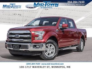 Used 2016 Ford F-150 ECOBOOST for sale in Winnipeg, MB