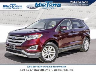 Used 2018 Ford Edge AWD LUXURY for sale in Winnipeg, MB