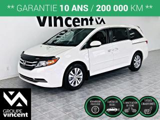 Used 2016 Honda Odyssey EX ** GARANTIE 10 ANS ** L'Odyssée : une minifourgonnette économique, spacieuse, technologique, design et élégante! for sale in Shawinigan, QC
