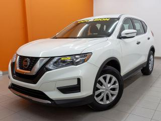 Used 2018 Nissan Rogue AWD ANGLES MORTS CAMÉRA SIÈGES CHAUFFANTS *BAS KM* for sale in Mirabel, QC