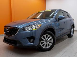 Used 2014 Mazda CX-5 AWD CAMÉRA SIÈGES CHAUFFANTS *TOIT OUVRANT* for sale in Mirabel, QC