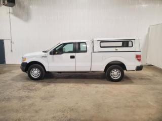 Used 2014 Ford F-150 XL SuperCab 6.5-ft. Bed 4WD for sale in Dundurn, SK