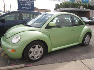 Used 2000 Volkswagen Beetle GLS 2.0 for sale in Scarborough, ON