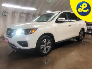 Used 2018 Nissan Pathfinder SV * Navigation * 4WD * 7 Passenger * Blind Spot Warning (BSW) * Intelligent Emergency Braking (IEB) and Rear Cross Traffic Alert (RCTA) * 360 Degree for sale in Cambridge, ON