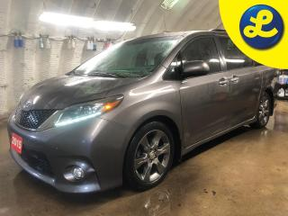 Used 2015 Toyota Sienna SE  * Leather interior * 01/06/2018 - Collision Claim - Left Rear Corner - $19,115 08/16/2019 - Collision Claim - Left Rear Side - $10,998 * Power lif for sale in Cambridge, ON