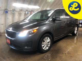 Used 2016 Kia Sedona LX + * Remote start * 8 Passenger * Stow n go for back row seats * Phone connect * Reverse camera with park assist * Heated front seats * for sale in Cambridge, ON