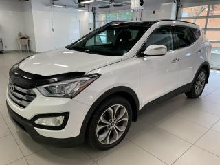 Used 2015 Hyundai Santa Fe Sport LIMITED + GARANTIE + AWD + TOIT PANO + C for sale in Drummondville, QC