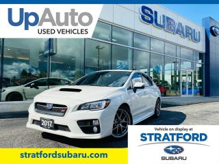 Used 2017 Subaru WRX STI STI for sale in Stratford, ON