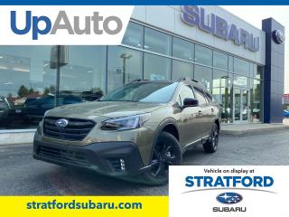 New 2020 Subaru Outback Outdoor XT for sale in Stratford, ON