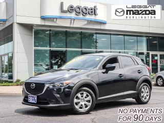 Used 2017 Mazda CX-3 GX- AUTOMATIC, A/C, BLUETOOTH, 2.0L SKY-G for sale in Burlington, ON