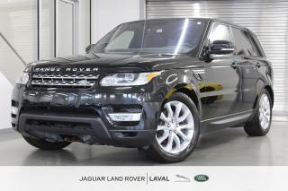 Used 2016 Land Rover Range Rover Sport Td6 HSE *BIEN ÉQUIPÉ, BAS KMs!* for sale in Laval, QC