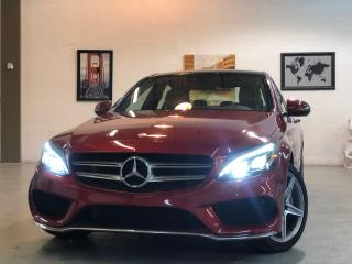 Used 2017 Mercedes-Benz C-Class C 300 | Heated Steering | Pano | Nav | Blind Spot for sale in Pickering, ON