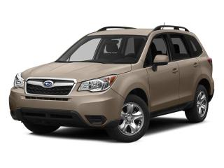 Used 2014 Subaru Forester 5dr Wgn Auto 2.5i Touring for sale in Gatineau, QC