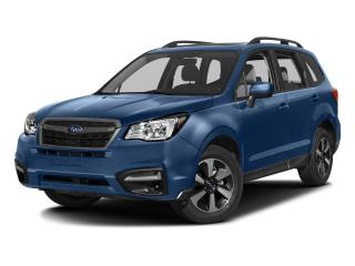 Used 2018 Subaru Forester 2.5i Convenience CVT for sale in Gatineau, QC