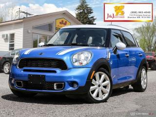 Used 2011 MINI Cooper Countryman S 6 Spd ,AWD,Panoramic Sunroof for sale in Brandon, MB