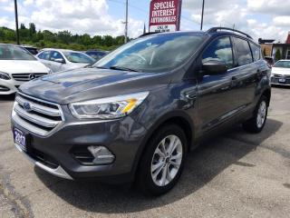 Used 2017 Ford Escape SE BLUE TOOTH !! AWD !!  REAR CAMERA !! for sale in Cambridge, ON