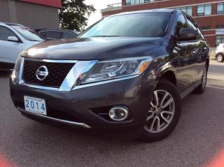 Used 2014 Nissan Pathfinder SL for sale in Toronto, ON