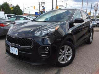Used 2018 Kia Sportage LX for sale in Toronto, ON