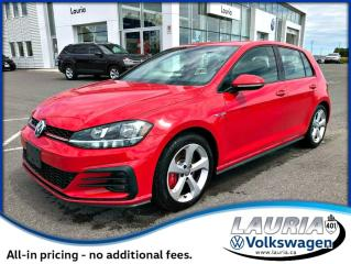 Used 2019 Volkswagen Golf GTI Auto - ULTRA LOW KMS for sale in PORT HOPE, ON