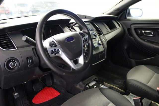 2013 Ford Police Interceptor Utility AS IS. PREVIOUS POLICE USE, WE APPROVE ALL CR