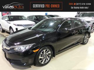 Used 2018 Honda Civic LX| SEDAN| 6SPD| ALLOYS for sale in Vaughan, ON