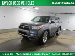 Used 2013 Toyota 4Runner SR5 V6 for sale in Regina, SK