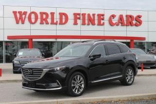 Used 2016 Mazda CX-9 Signature | *Accident Free* | AWD | 7 Seats! for sale in Etobicoke, ON