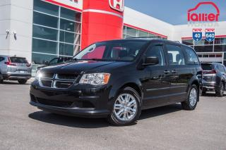 Used 2013 Dodge Grand Caravan SE/GARANTIE PROLONGEE DISPONIBLE* 02200B  NOIR for sale in Terrebonne, QC