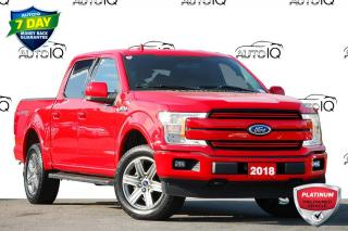 Used 2018 Ford F-150 Lariat LARIAT 501A / SPORT / 5.0L V8 for sale in Kitchener, ON