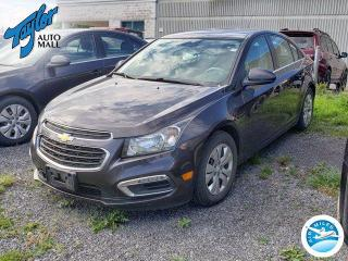 Used 2015 Chevrolet Cruze 1LT for sale in Kingston, ON