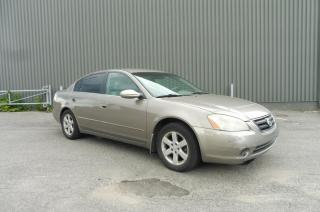 Used 2003 Nissan Altima 2.5 S - 136 000 KM - AUTOMATIQUE - AC - for sale in Québec, QC