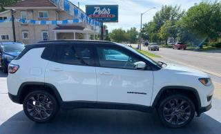 Used 2019 Jeep Compass Limited 4X4 for sale in Dunnville, ON