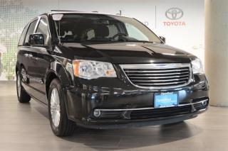 Used 2016 Chrysler Town & Country PREMIUM for sale in Richmond, BC
