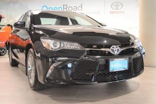 Used 2017 Toyota Camry 4-door Sedan SE 6A for sale in Richmond, BC