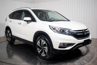 Used 2016 Honda CR-V TOURING AWD CUIR TOIT MAGS NAV CAMERA DE for sale in St-Hubert, QC