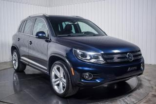 Used 2016 Volkswagen Tiguan HIGHLINE 4MOTION TSI CUIR TOIT PANO MAGS for sale in St-Hubert, QC
