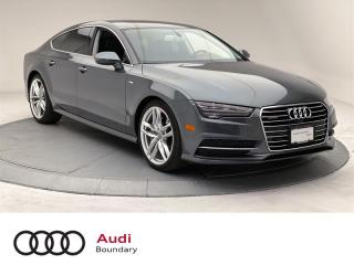 Used 2018 Audi A7 3.0T Technik quattro 8sp Tiptronic for sale in Burnaby, BC