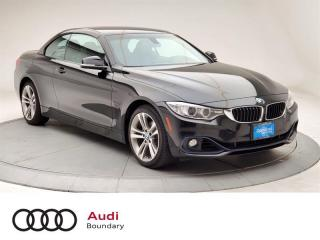 Used 2016 BMW 4 Series xDrive Cabriolet for sale in Burnaby, BC