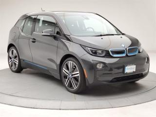 Used 2015 BMW i3 w/ Range Extender for sale in Vancouver, BC
