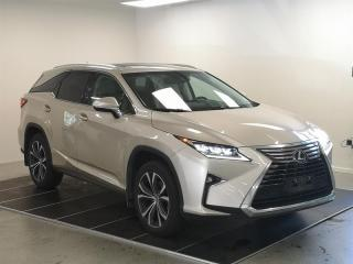 Used 2018 Lexus RX 350 L 8A for sale in Port Moody, BC