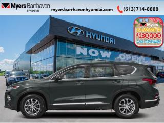 New 2020 Hyundai Santa Fe 2.0T Luxury AWD  - Sunroof - $250 B/W for sale in Nepean, ON