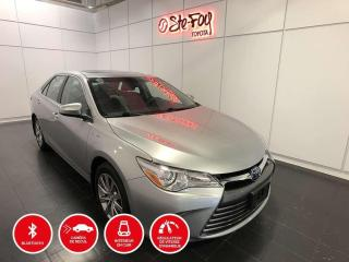 Used 2016 Toyota Camry HYBRID - XLE for sale in Québec, QC