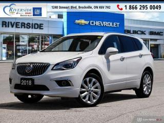Used 2018 Buick Envision Premium I for sale in Brockville, ON