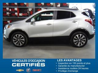 Used 2018 Buick Encore Essence for sale in Amos, QC