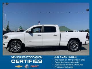 Used 2019 RAM 1500 SPORT, TOIT PANORAMIQUE for sale in Amos, QC