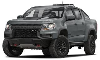 New 2021 Chevrolet Colorado WT for sale in Listowel, ON