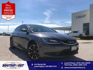 Used 2015 Chrysler 200 LX PENDING SALE for sale in Leamington, ON