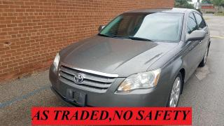 Used 2006 Toyota Avalon XLS-navgation-leather roof-full loaded for sale in Oakville, ON