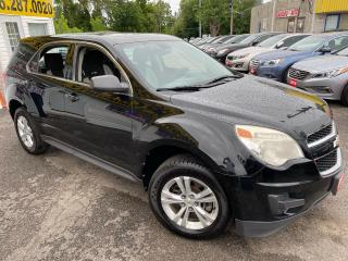 Used 2011 Chevrolet Equinox LS/ COLD AC/ BLUETOOTH/ PWR SEAT/ ALLOYS/ LOADED++ for sale in Scarborough, ON